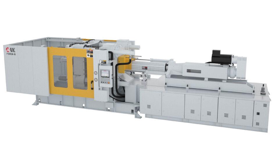 Plastic Injection Molding Machine.